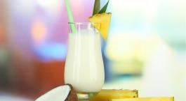 Kokos ananas drink
