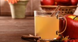Warm appelsap