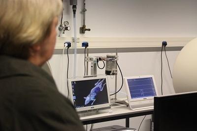 Visite du laboratoire de Gosselie : les appareils