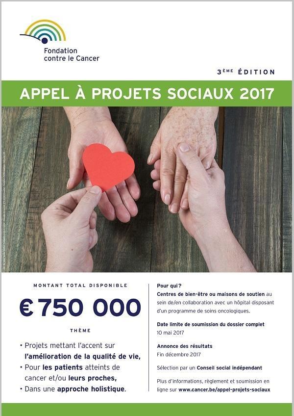 Affiche des Social Grants 2017