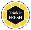 Logo Drink it Fresh