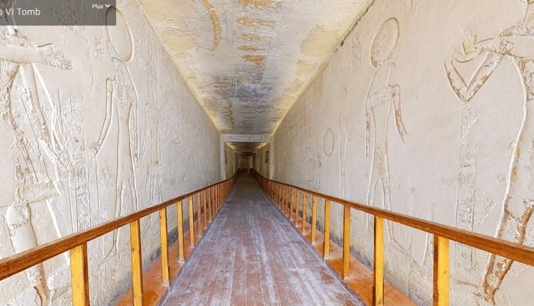 tombeau de Ramses